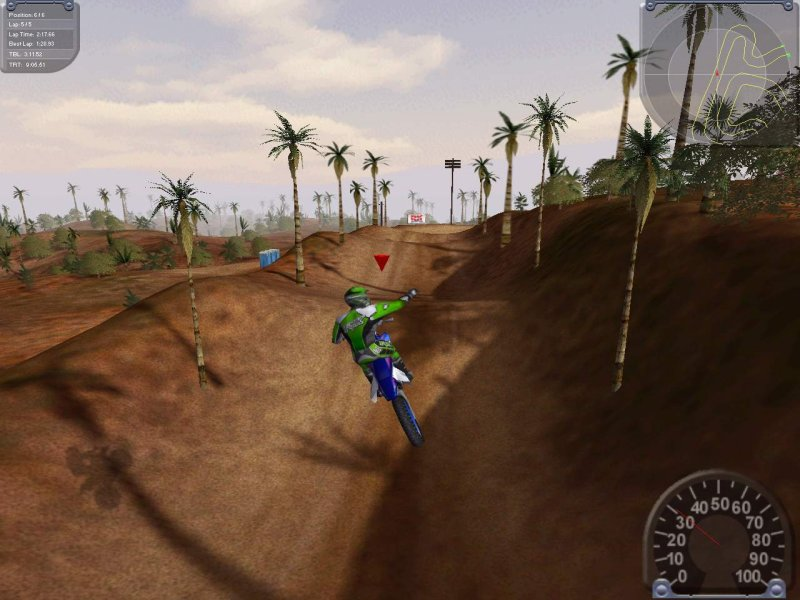 Pmc Game Reviews Motocross Madness 2